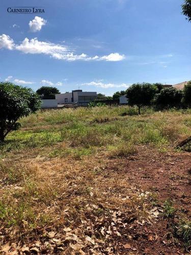 terreno à venda, 2227 m² por r$ 430.000 - chácara itaúna - jaú/sp - te0202