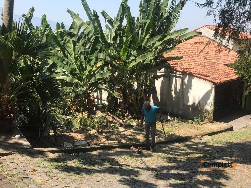 terreno à venda, 225 m² por r$ 150.000 - jacarepaguá - rio de janeiro/rj - te0009