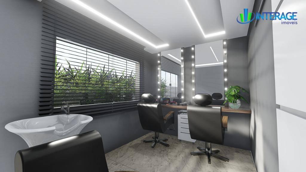 terreno à venda, 2414 m² por r$ 566.102,68 - santa felicidade - curitiba/pr - te0073