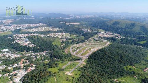 terreno à venda, 244 m² por r$ 120.000 - jardim marcelino - caieiras/sp - te0066