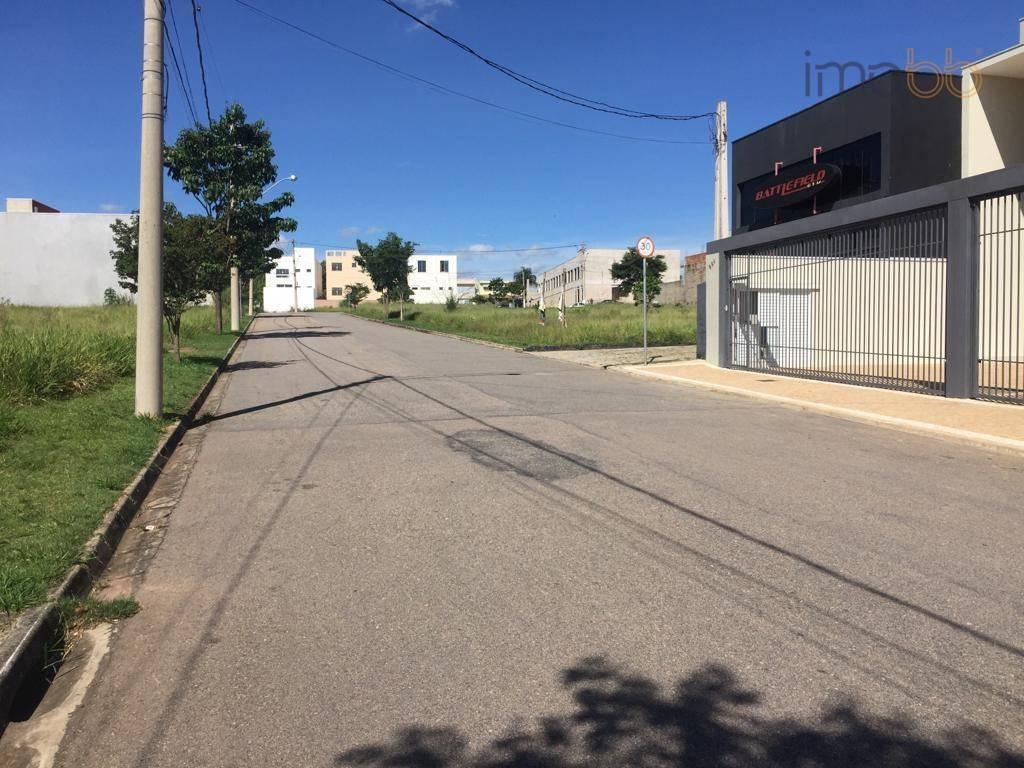 terreno à venda, 248 m² por r$ 210.000 - itu novo centro - itu/sp - te1800