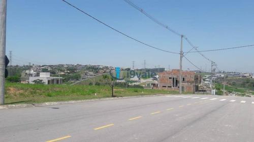terreno à venda, 250 m² a partir de r$ 152.000,00 - vivva residencial clube - jacareí/sp - te0353