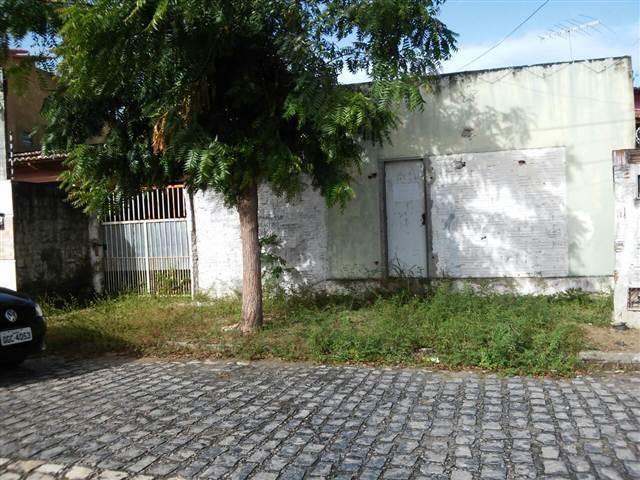 terreno à venda, 250 m² por r$ 100.000,00 - emaús - parnamirim/rn - te1934