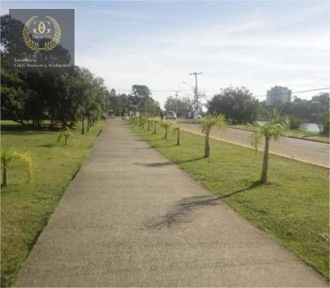 terreno à venda, 250 m² por r$ 102.000 - tarumã - viamão/rs - te0181