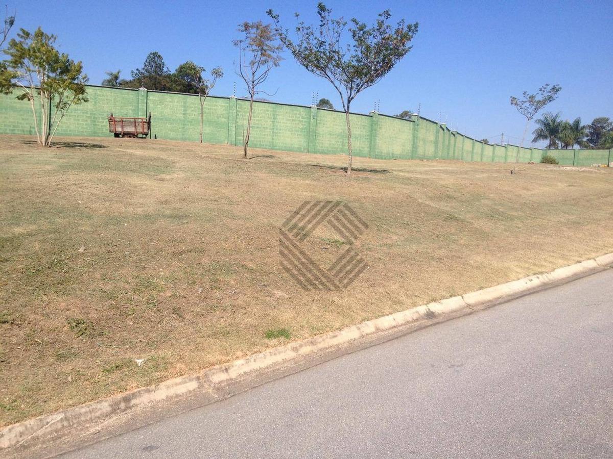 terreno à venda, 250 m² por r$ 140.000,00 - condomínio campos do conde - sorocaba/sp - te5179