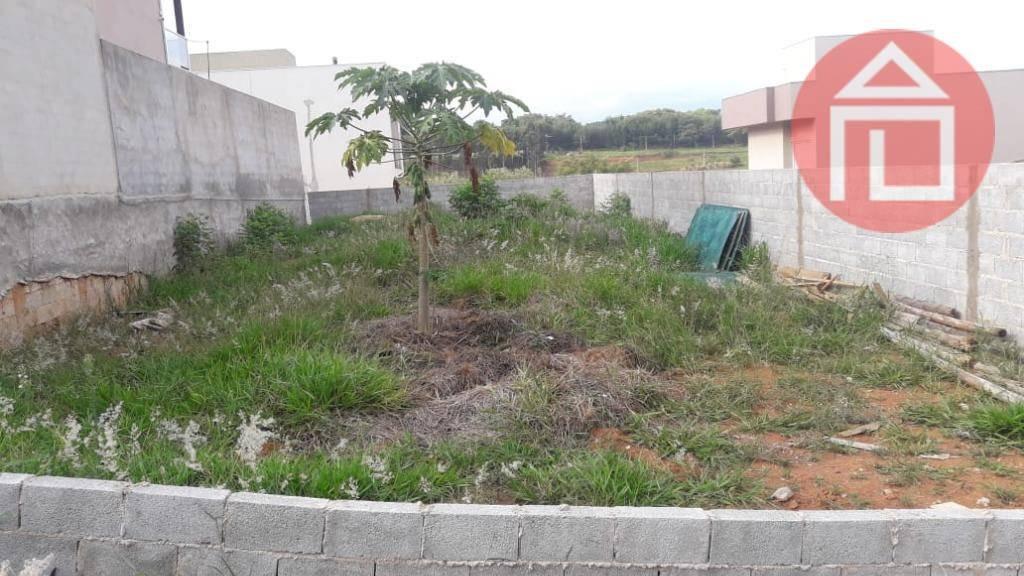 terreno à venda, 250 m² por r$ 170.000 - residencial dos lagos - bragança paulista/sp - te1055