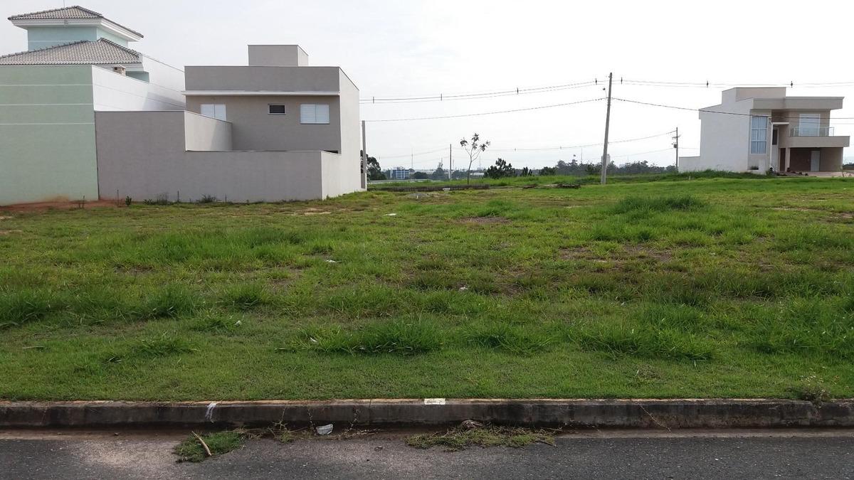terreno à venda, 250 m² por r$ 180.000,00 - condominio le france - sorocaba/sp - te3467