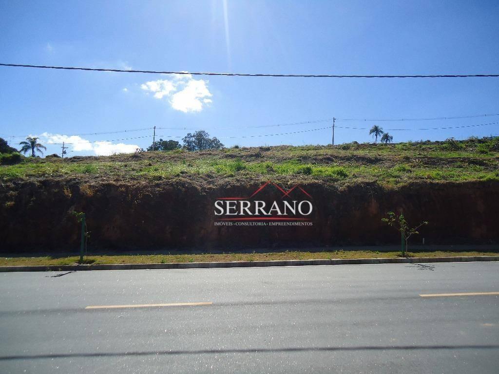 terreno à venda, 250 m² por r$ 210.000,00 - jardim das videiras - vinhedo/sp - te0348