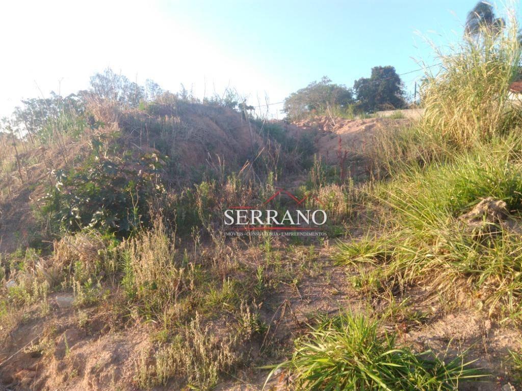terreno à venda, 250 m² por r$ 210.000,00 - jardim das videiras - vinhedo/sp - te0350