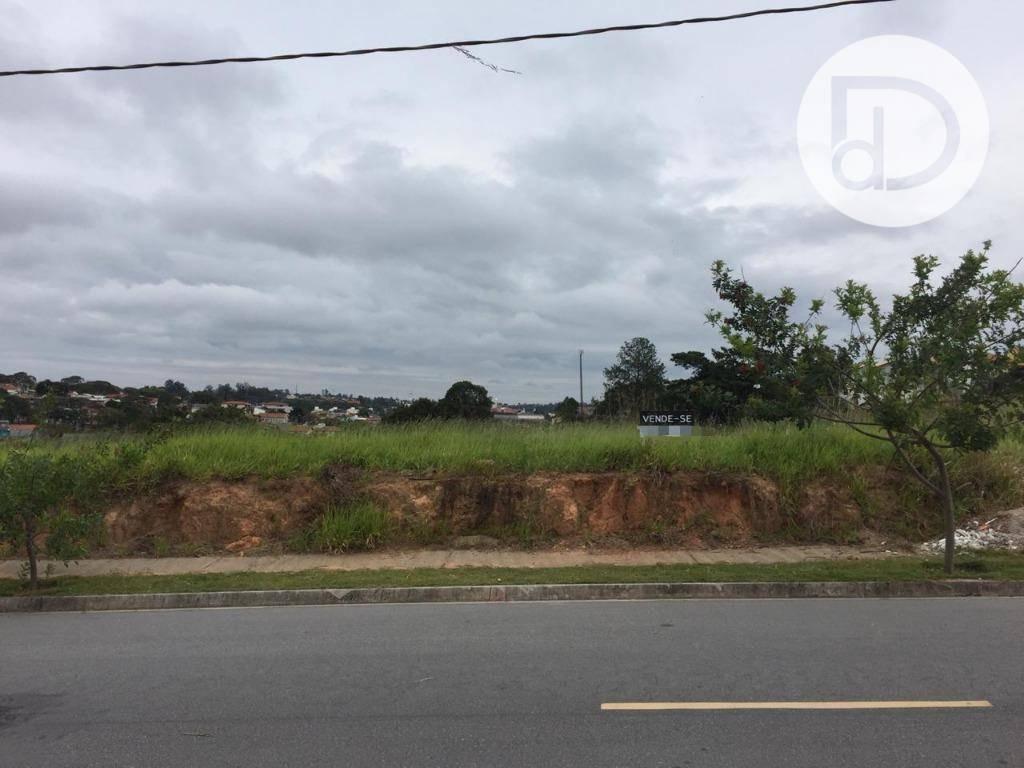 terreno à venda, 250 m² por r$ 230.000 - jardim das videiras - vinhedo/sp - te1501