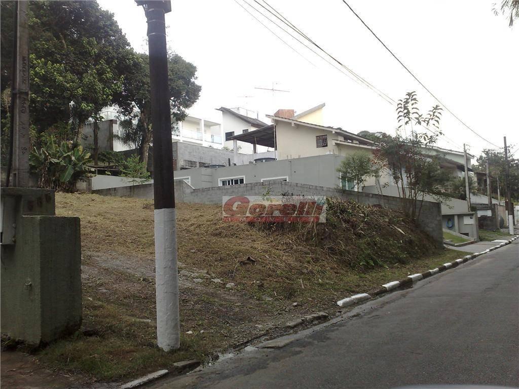 terreno à venda, 250 m² por r$ 320.000,00 - condomínio arujazinho iv - arujá/sp - te0047