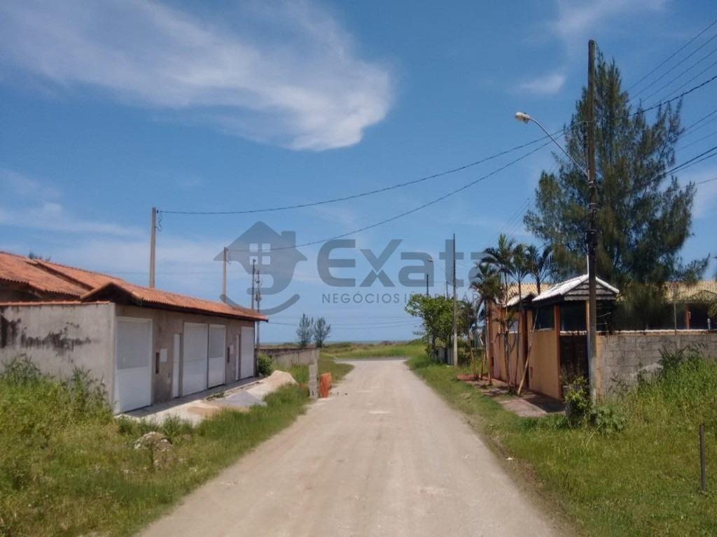 terreno à venda, 250 m² por r$ 65.000,00 - balneário atlântico - ilha comprida/sp - te0019 - 34356442