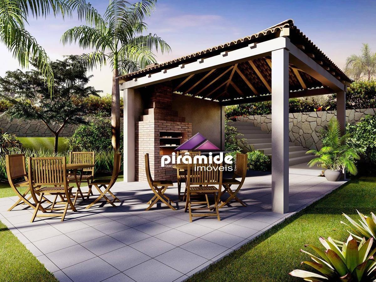 terreno à venda, 251 m² por r$ 115.000,00 - caçapava velha - caçapava/sp - te1091