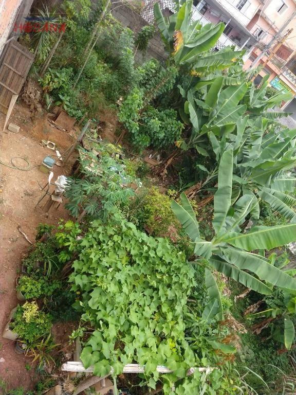 terreno à venda, 259 m² por r$ 130.000 - jardim vitoria - caieiras/sp - te0346