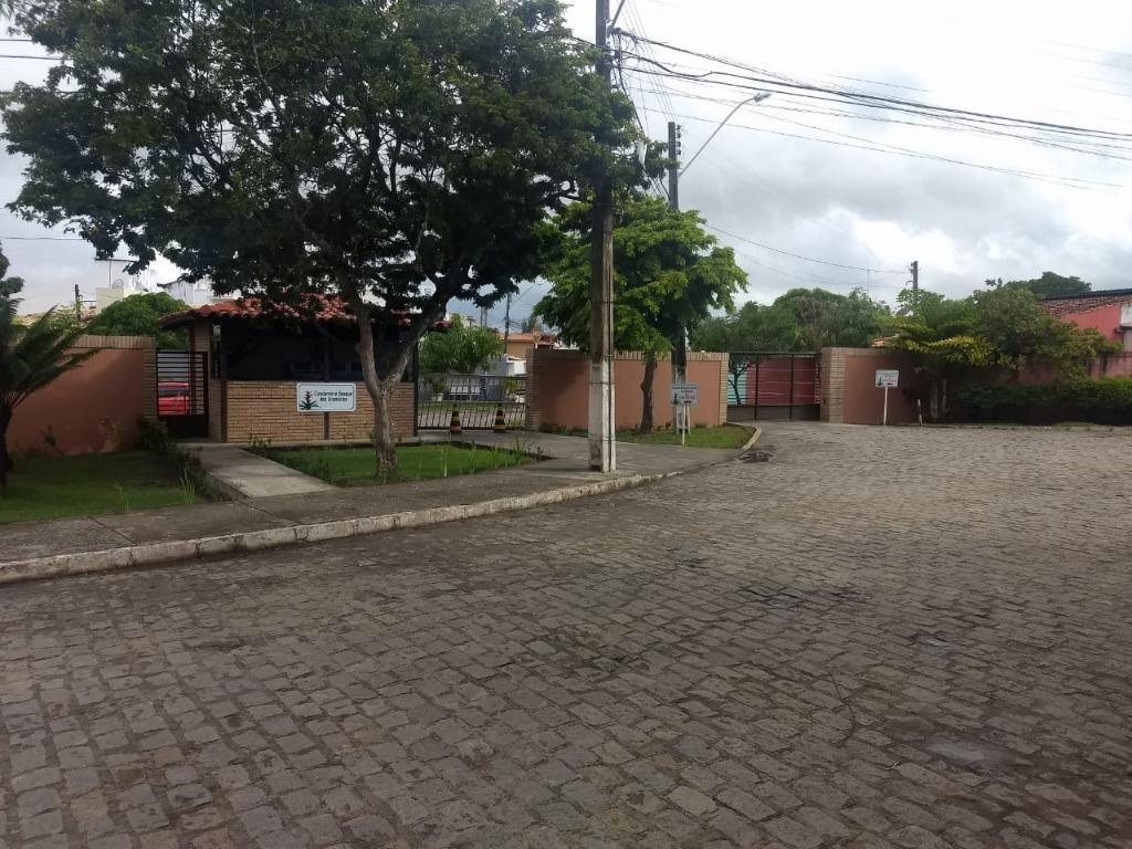 terreno à venda, 261 m² por r$ 180.000 - serraria - maceió/al - te0036