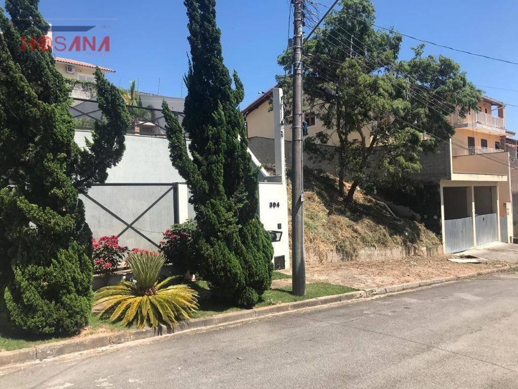 terreno à venda, 264 m² por r$ 325.000 - nova caieiras - caieiras/sp - te0329
