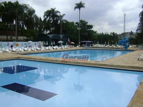 terreno à venda, 266 m² por r$ 315.000,00 - condomínio arujazinho iv - arujá/sp - te0544