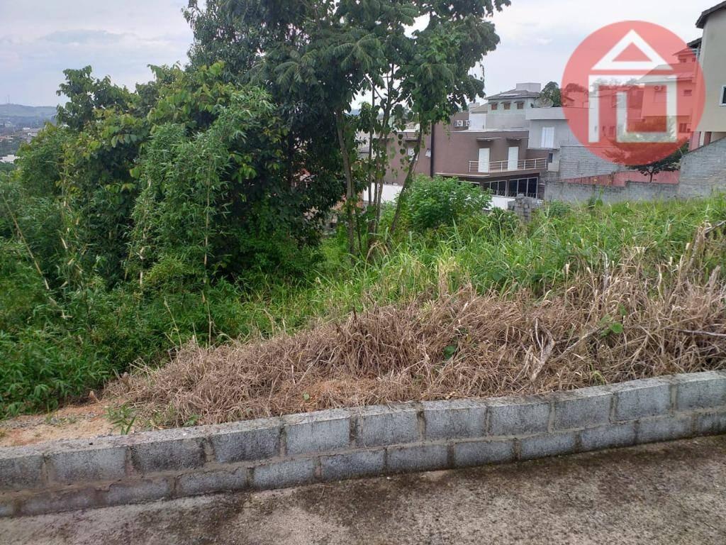 terreno à venda, 270 m² por r$ 110.000 - residencial dos lagos - bragança paulista/sp - te0882