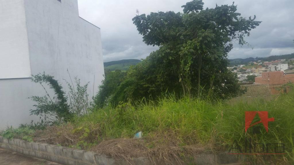 terreno à venda, 270 m² por r$ 115.000 - residencial dos lagos - bragança paulista/sp - te0805