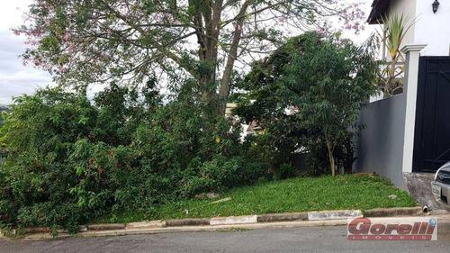terreno à venda, 272 m² por r$ 400.000,00 - condomínio arujazinho iv - arujá/sp - te0663