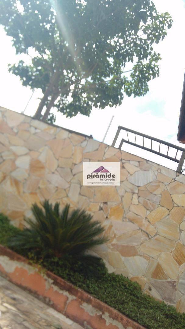 terreno à venda, 272 m² por r$ 95.000,00 - caçapava velha - caçapava/sp - te0553