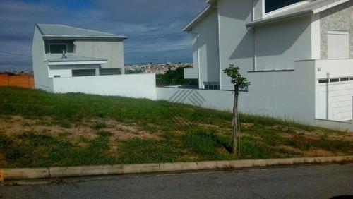 terreno à venda, 275 m² - condominio ibiti reserva - sorocaba/sp - te4991