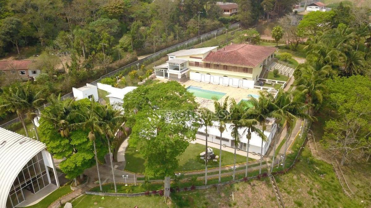 terreno à venda, 277 m² por r$ 141.900 - caucaia do alto - cotia/sp - te9058