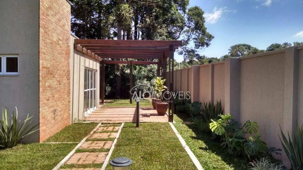 terreno à venda, 280 m² por r$ 252.000,00 - umbará - curitiba/pr - te0109