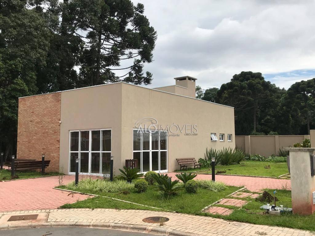 terreno à venda, 281 m² por r$ 281.680,00 - umbará - curitiba/pr - te0106