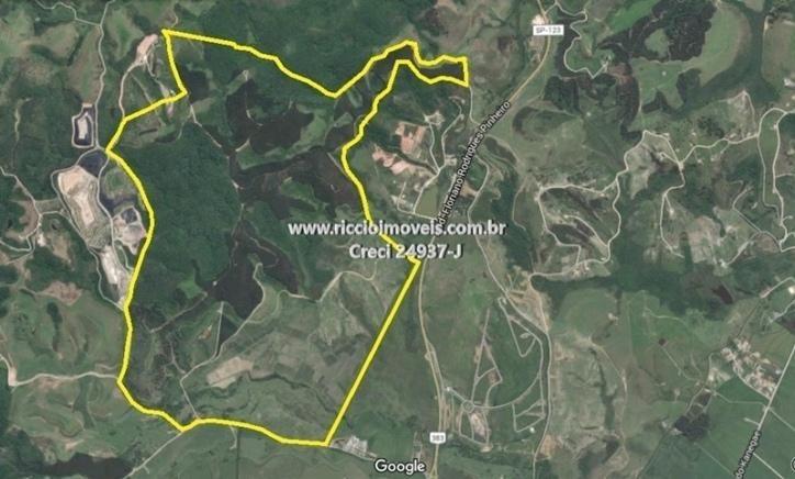 terreno à venda, 2831400 m² por r$ 33.976.800,00 - condominio vale do sol - tremembé/sp - te0942