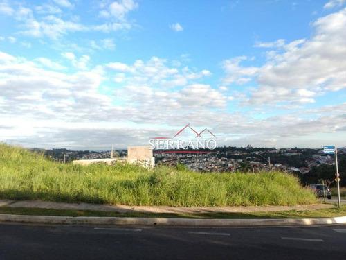 terreno à venda, 284 m² por r$ 230.000 - jardim das videiras - vinhedo/sp - te0280