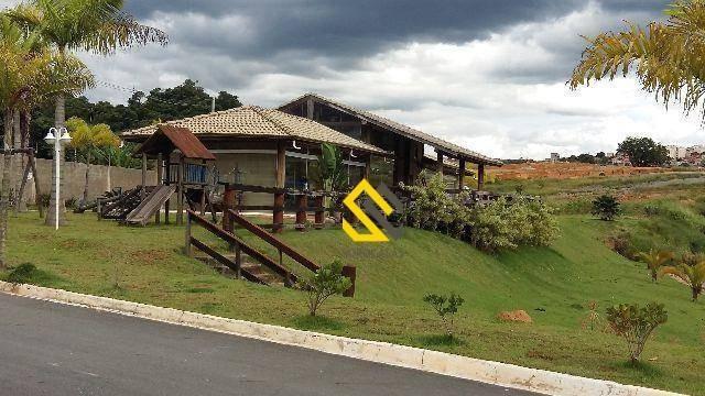 terreno à venda, 288 m² por r$ 158.000 - sunlake spa residencial - sorocaba/sp - te0911