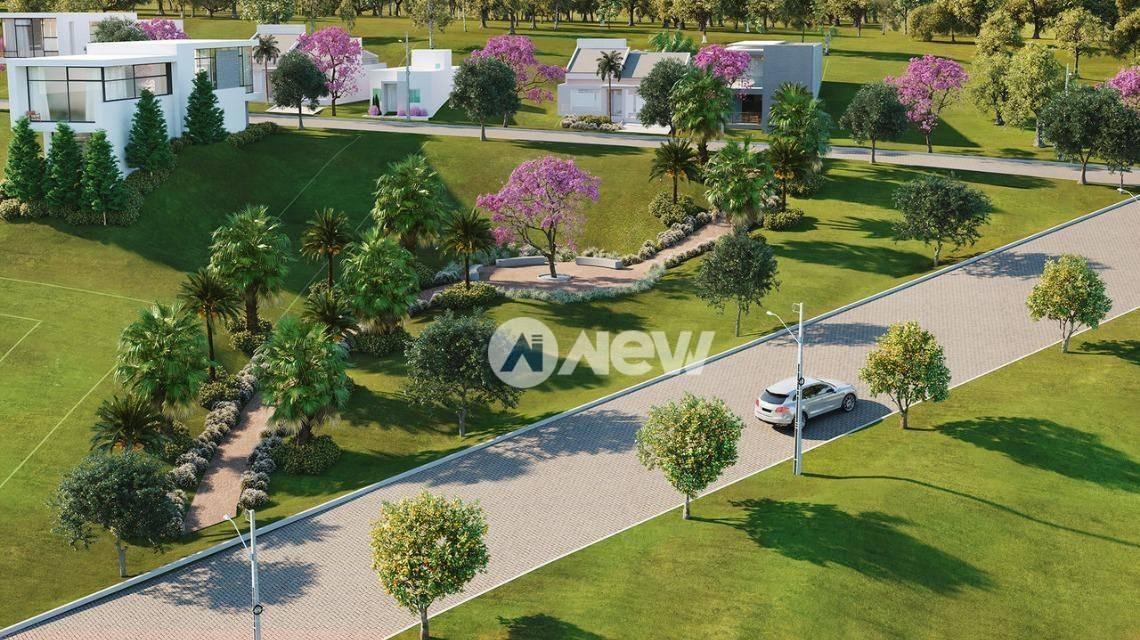 terreno à venda, 295 m² por r$ 128.607,16 - quatro colônias - campo bom/rs - te1014