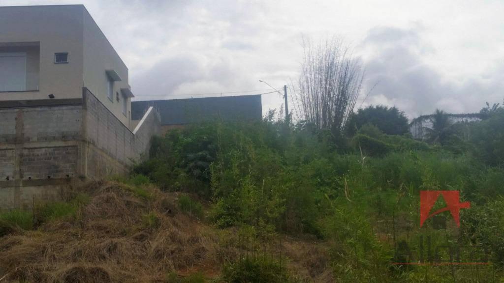 terreno à venda, 297 m² por r$ 95.000 - residencial dos lagos - bragança paulista/sp - te0801
