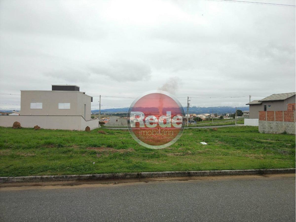 terreno à venda, 298 m² por r$ 83.000,00 - caçapava velha - caçapava/sp - te0578