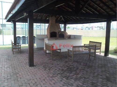 terreno à venda, 300 m² campos do conde versailles - tremembé/sp - te0957