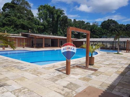 terreno à venda, 300 m² por r$ 100.000 - guanabara - ananindeua/pa - te0022