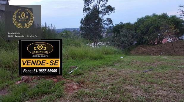 terreno à venda, 300 m² por r$ 128.000,00 - santa isabel - viamão/rs - te0058
