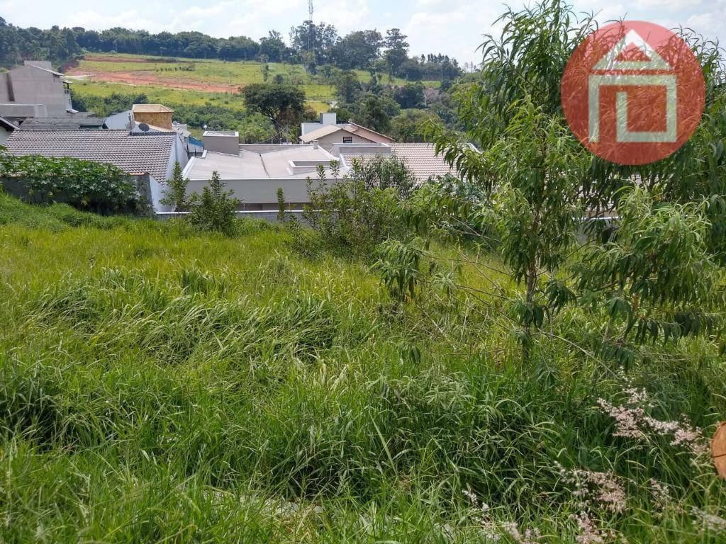 terreno à venda, 300 m² por r$ 150.000 - residencial dos lagos - bragança paulista/sp - te0956