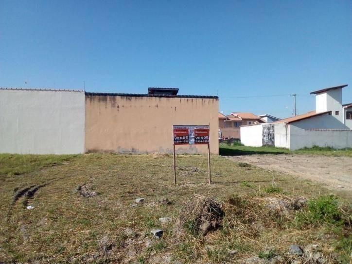terreno à venda, 300 m² por r$ 200.000 - jardim santa maria - jacareí/sp - te0123