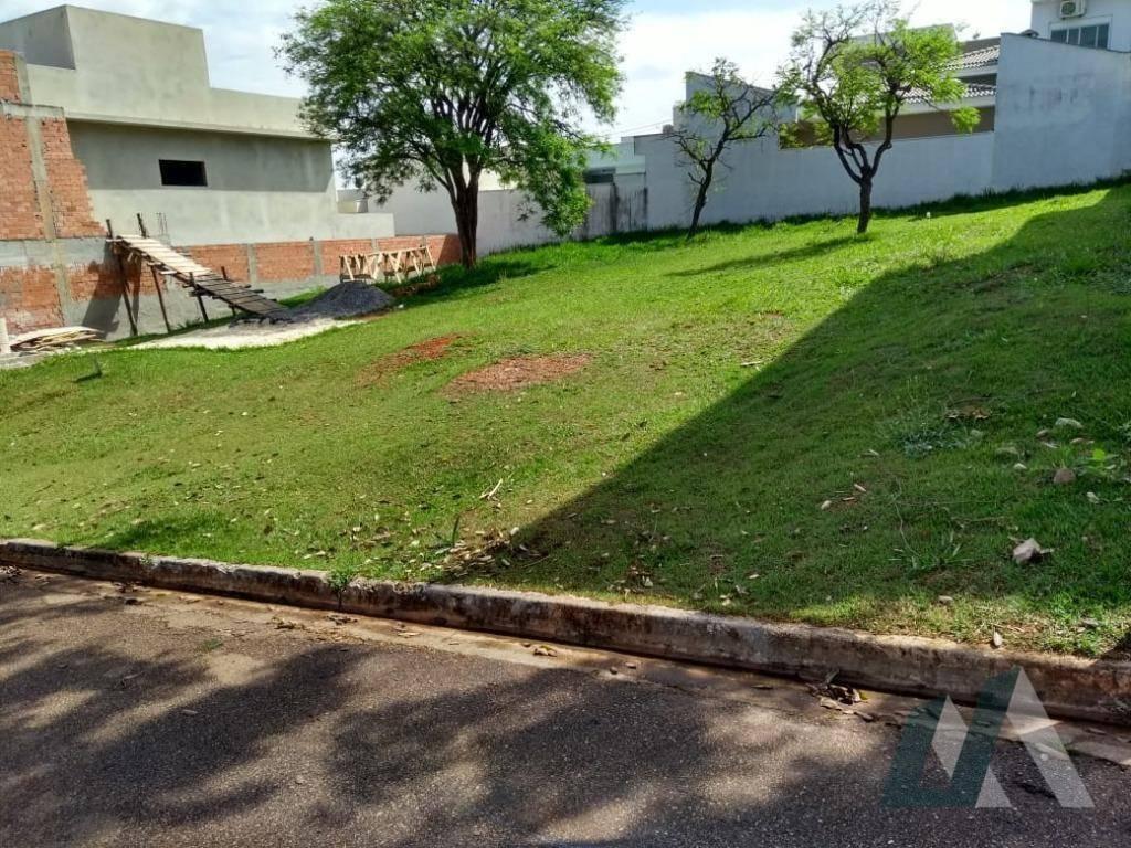 terreno à venda, 300 m² por r$ 220.000,00 - condomínio golden park alfa - sorocaba/sp - te0876