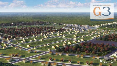 terreno à venda, 300 m² por r$ 65.000,00 - três vendas - pelotas/rs - te0728