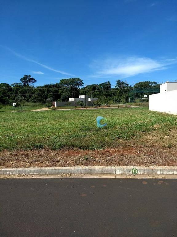 terreno à venda, 300 m² - portal da mata - ribeirão preto/sp - te0691