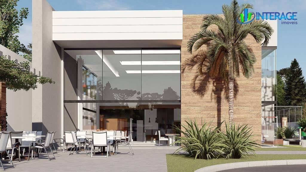terreno à venda, 3017 m² por r$ 1.153.308,75 - santa felicidade - curitiba/pr - te0074