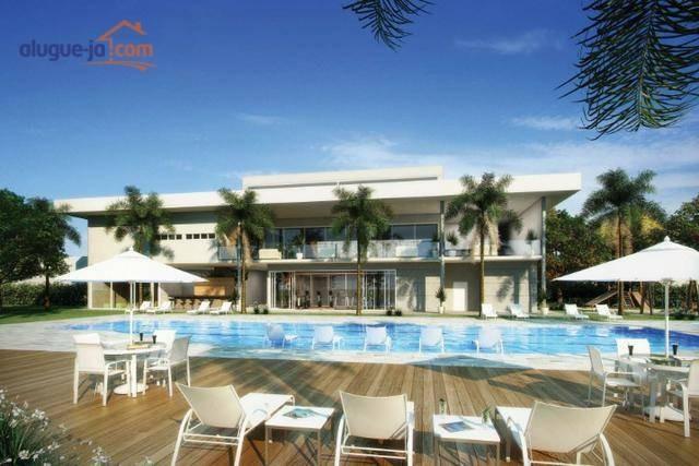 terreno à venda, 312 m² por r$ 210.000 - vivva residencial clube-jacareí/sp - te0464
