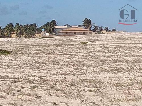 terreno à venda, 315 m² por r$ 30.000 - povoado abaís - estancia/se - te0083
