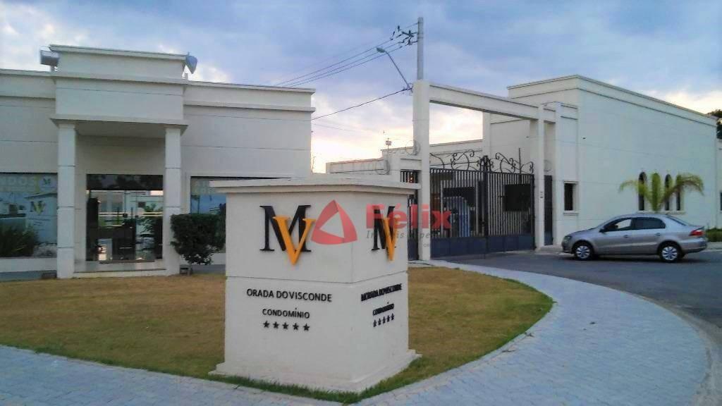 terreno à venda, 319 m² - condomínio morada do visconde - tremembé/sp - te1104