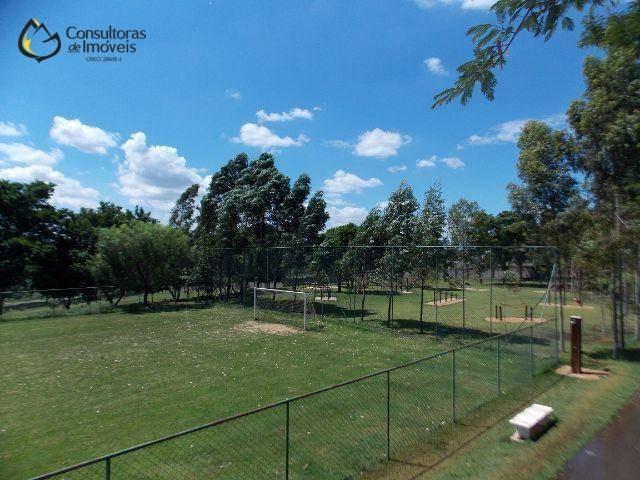 terreno à venda, 325 m² por r$ 235.000,00 - condomínio terras do fontanário - paulínia/sp - te0334