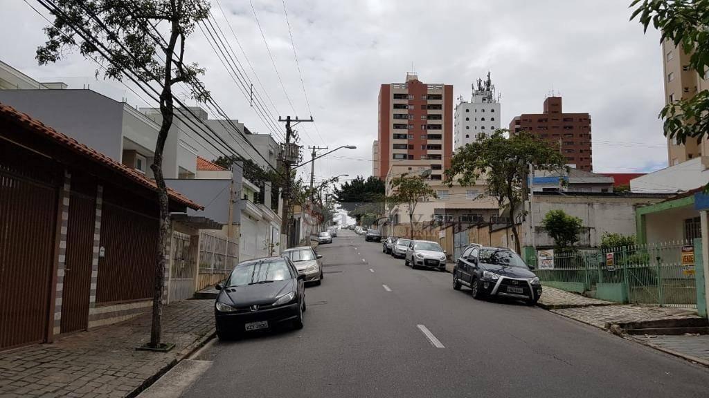 terreno à venda, 330 m² por r$ 800.000,00 - vila euclides - são bernardo do campo/sp - te0220