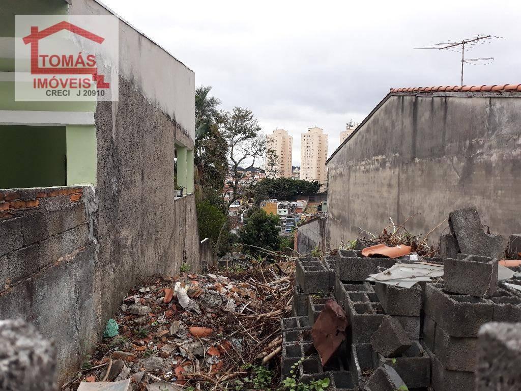terreno à venda, 340 m² por r$ 390.000 - pirituba - são paulo/sp - te0229